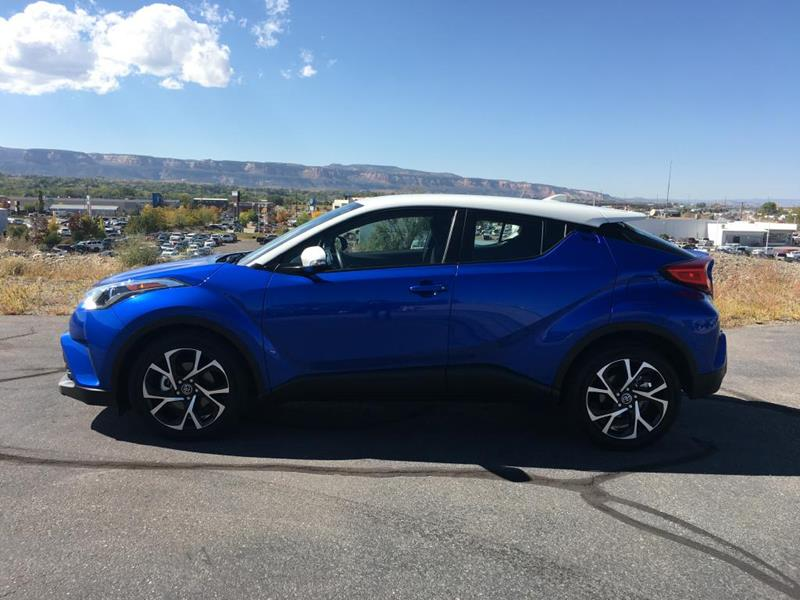 2018 Toyota C HR For Sale At Belcastro Motors In Grand Junction CO