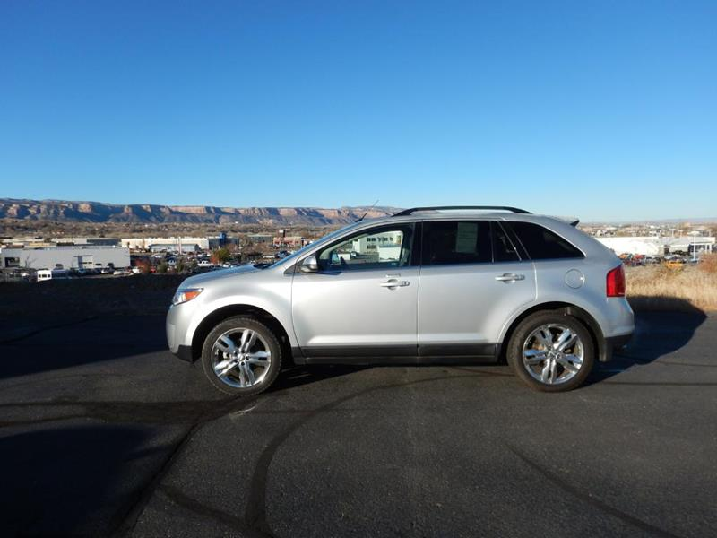 Ford Edge For Sale At Belcastro Motors In Grand Junction Co