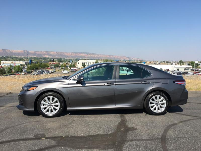 Marvelous 2018 Toyota Camry For Sale At Belcastro Motors In Grand Junction CO