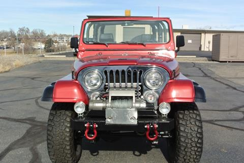 1982 Jeep CJ-7 for sale in Grand Junction, CO
