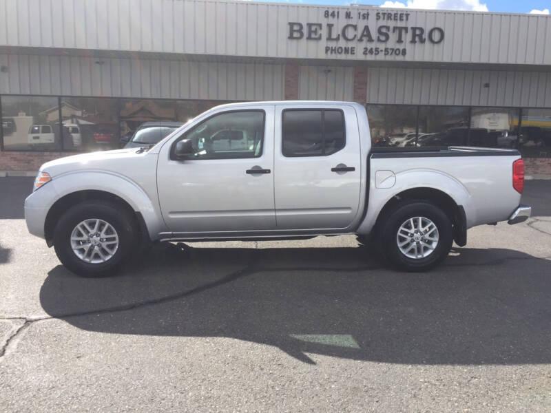 2019 Nissan Frontier for sale at Belcastro Motors in Grand Junction CO