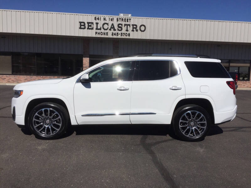2020 GMC Acadia for sale at Belcastro Motors in Grand Junction CO