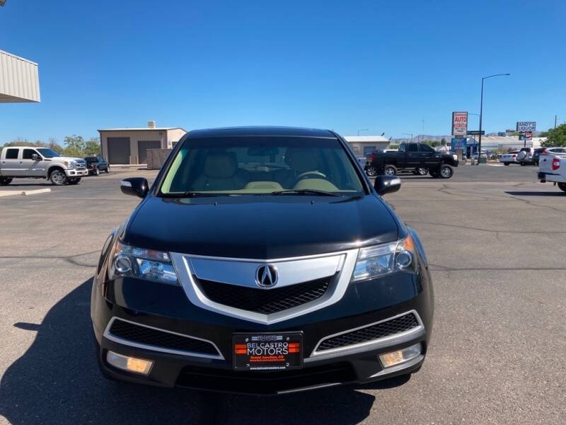 2012 Acura MDX for sale at Belcastro Motors in Grand Junction CO