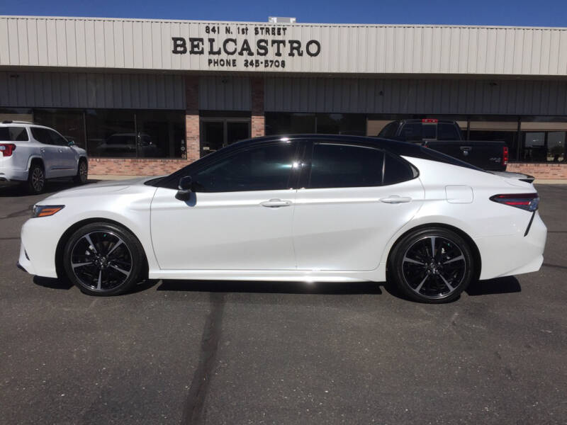 2019 Toyota Camry for sale at Belcastro Motors in Grand Junction CO