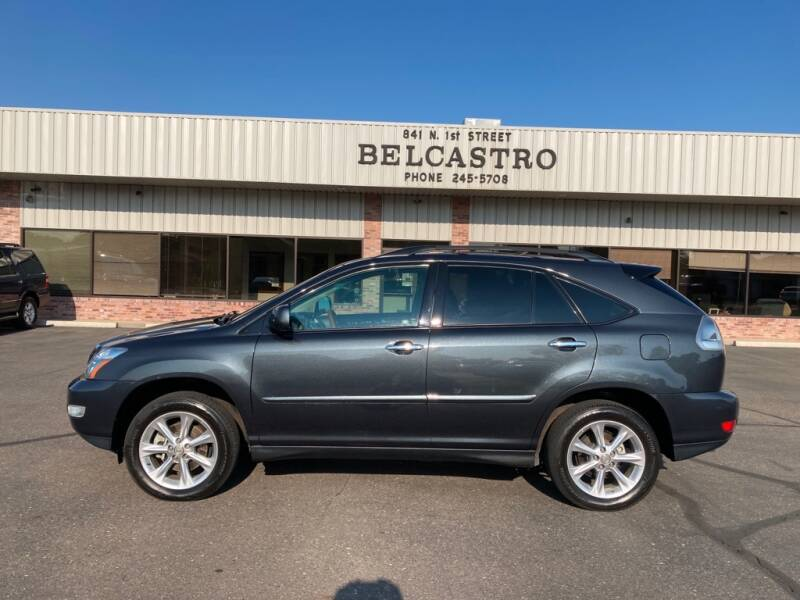 2008 Lexus RX 350 for sale at Belcastro Motors in Grand Junction CO