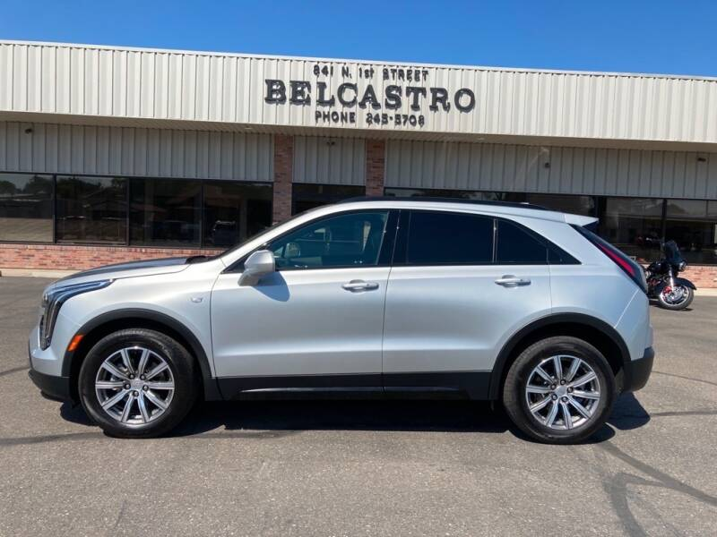 2020 Cadillac XT4 for sale at Belcastro Motors in Grand Junction CO