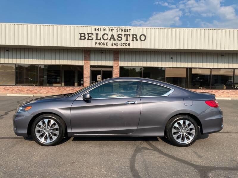 2013 Honda Accord for sale at Belcastro Motors in Grand Junction CO