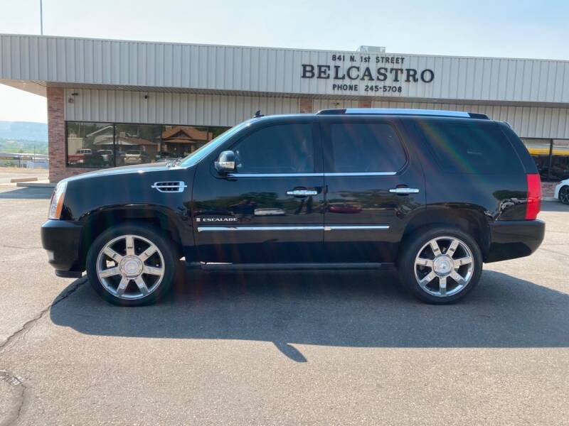 2008 Cadillac Escalade for sale at Belcastro Motors in Grand Junction CO
