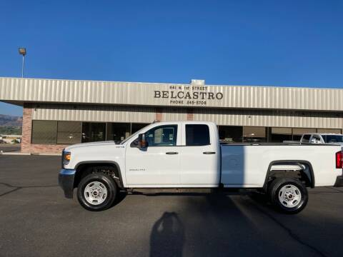 2018 GMC Sierra 2500HD for sale at Belcastro Motors in Grand Junction CO