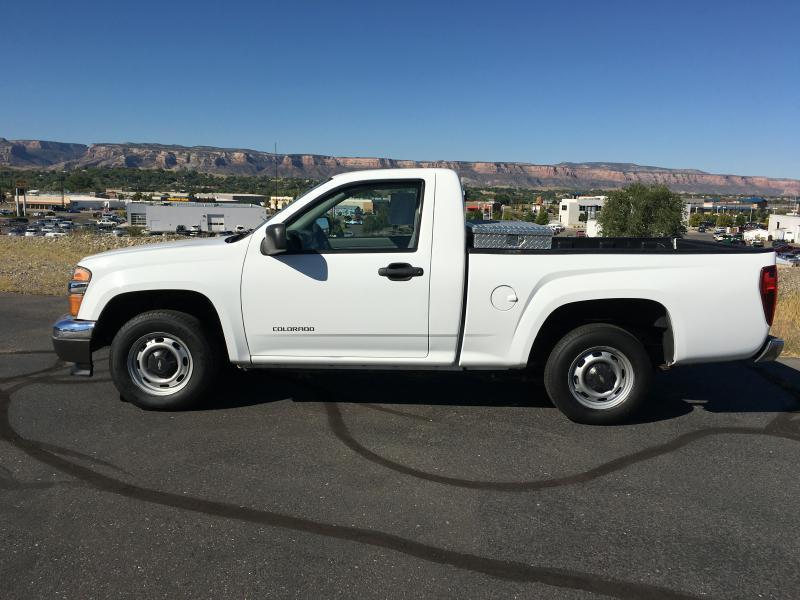2005 Chevrolet Colorado for sale at Belcastro Motors in Grand Junction CO