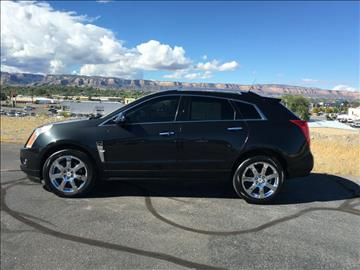 2012 Cadillac SRX for sale at Belcastro Motors in Grand Junction CO