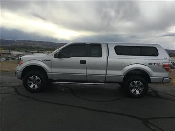 2013 Ford F-150 for sale at Belcastro Motors in Grand Junction CO