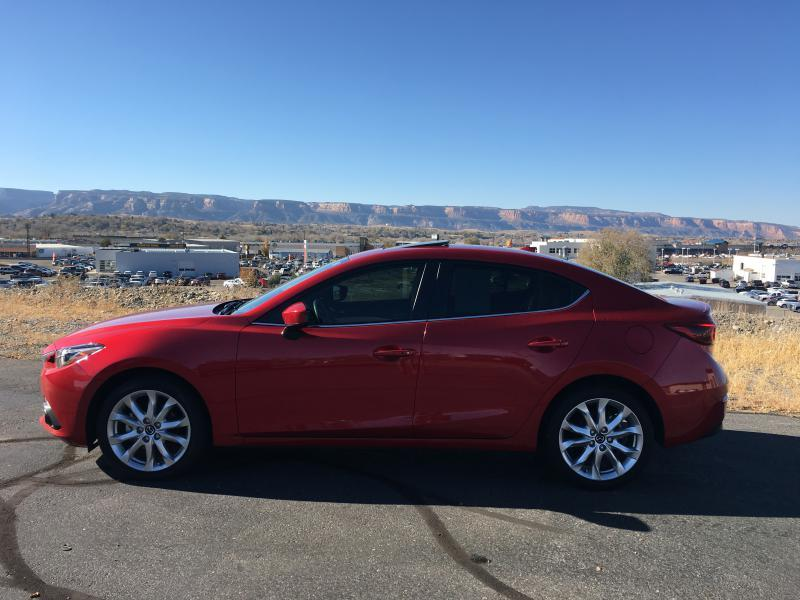2015 Mazda MAZDA3 for sale at Belcastro Motors in Grand Junction CO