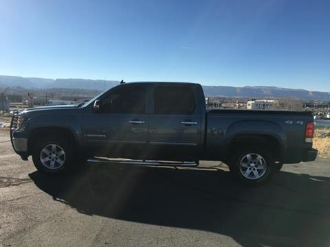 2009 GMC Sierra 1500 for sale at Belcastro Motors in Grand Junction CO