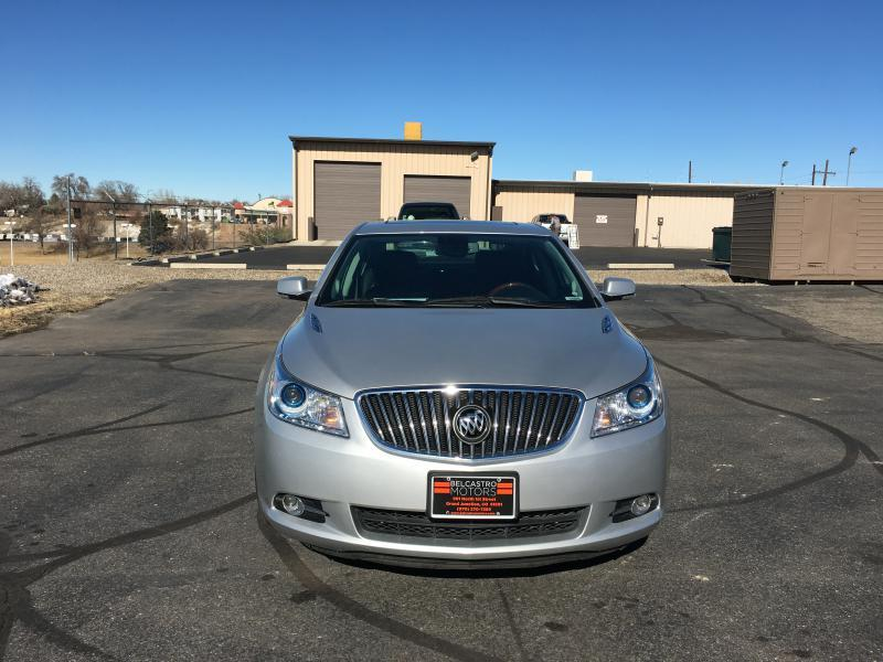 2013 Buick LaCrosse for sale at Belcastro Motors in Grand Junction CO
