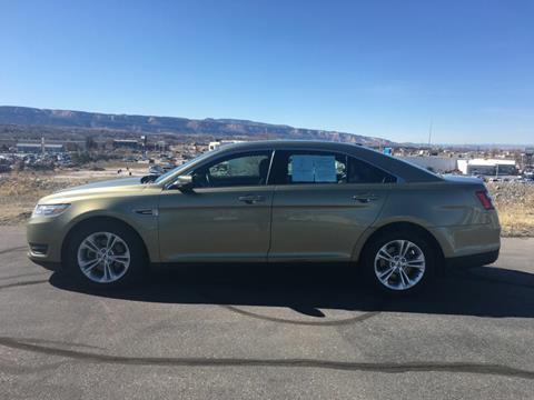 2013 Ford Taurus for sale at Belcastro Motors in Grand Junction CO
