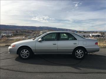 2000 Toyota Camry for sale at Belcastro Motors in Grand Junction CO
