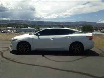 2016 Nissan Maxima for sale at Belcastro Motors in Grand Junction CO
