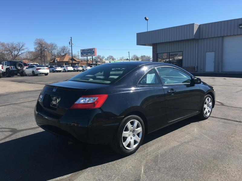 2008 Honda Civic for sale at Belcastro Motors in Grand Junction CO