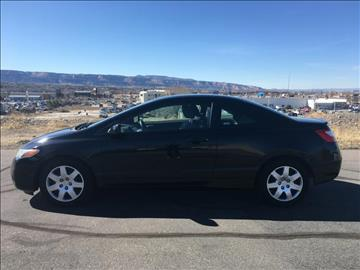 2008 Honda Civic for sale at Belcastro Motors in Grand Junction CO