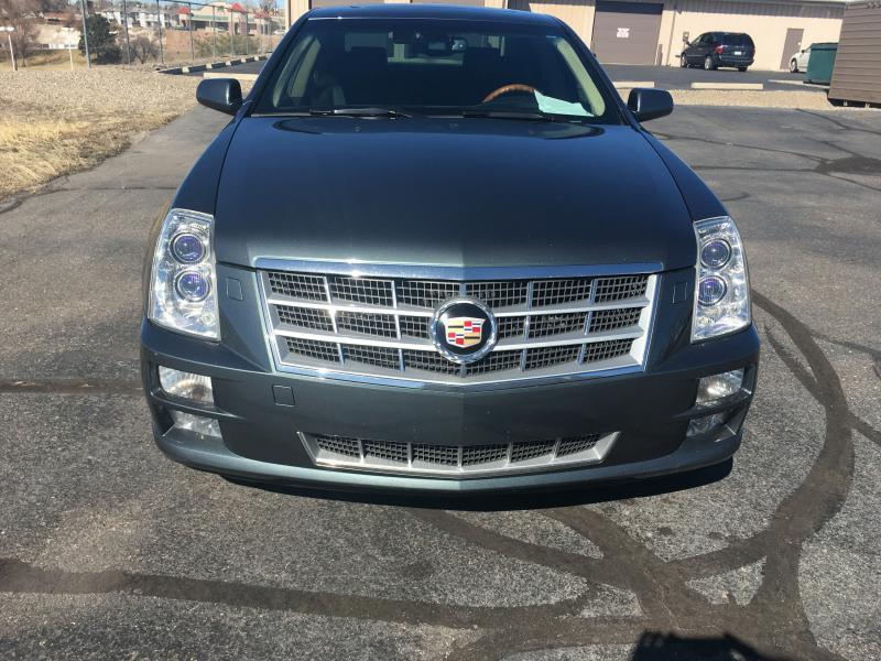 2010 Cadillac STS for sale at Belcastro Motors in Grand Junction CO