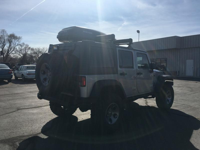 2014 Jeep Wrangler Unlimited for sale at Belcastro Motors in Grand Junction CO