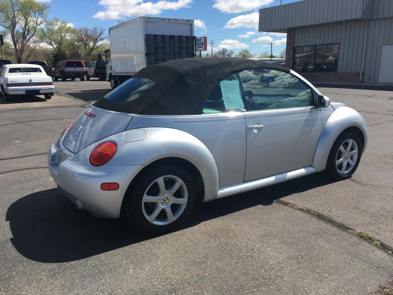 2004 Volkswagen New Beetle for sale at Belcastro Motors in Grand Junction CO