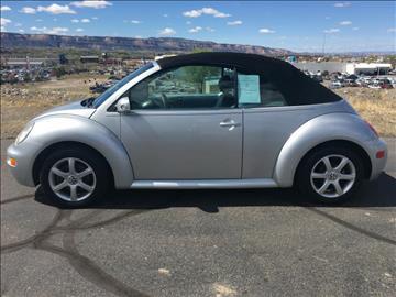 2004 Volkswagen New Beetle for sale in Grand Junction, CO