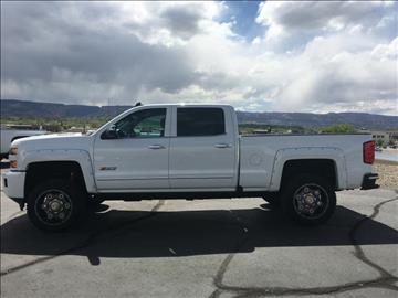 2016 Chevrolet Silverado 2500HD for sale at Belcastro Motors in Grand Junction CO