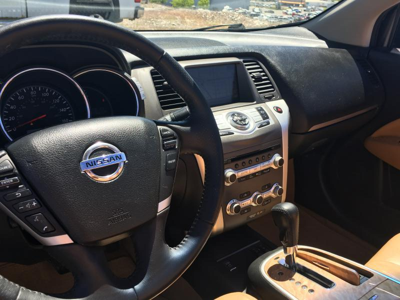 2011 Nissan Murano CrossCabriolet for sale at Belcastro Motors in Grand Junction CO