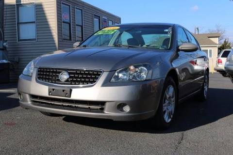 2006 Nissan Altima for sale in Hatboro, PA