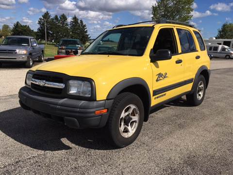 2003 Chevrolet Tracker for sale in Fredonia, WI