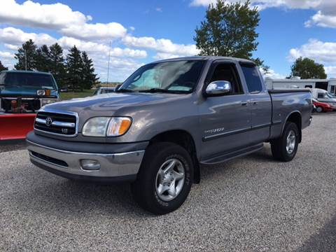 2000 Toyota Tundra for sale in Fredonia, WI