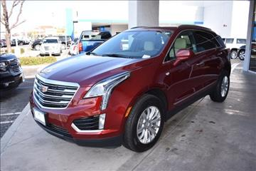 2017 Cadillac XT5 for sale in Temecula, CA