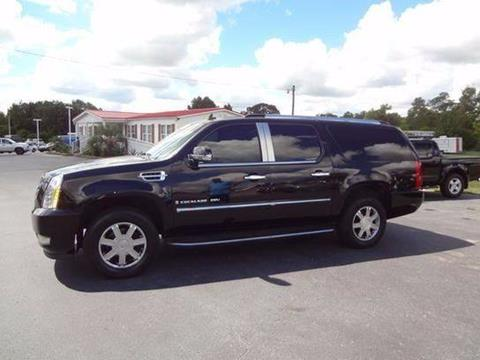 2007 Cadillac Escalade ESV for sale in West Columbia, SC