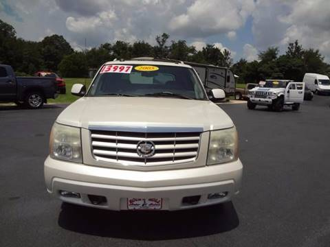 2005 Cadillac Escalade EXT for sale in West Columbia, SC