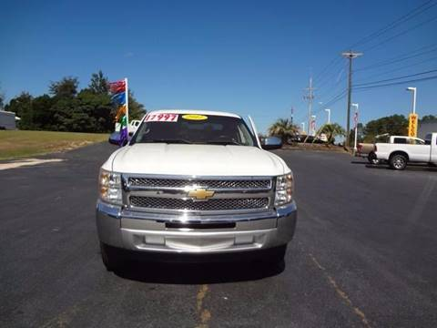2012 Chevrolet Silverado 1500 for sale in West Columbia, SC