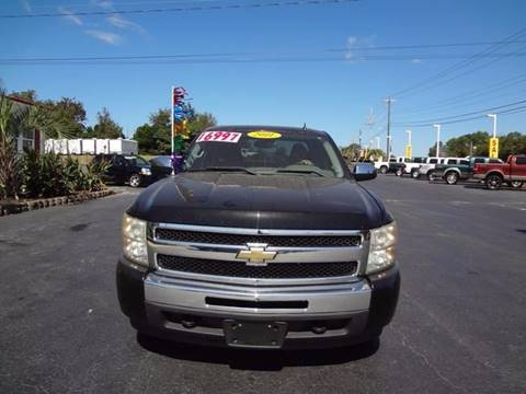 2011 Chevrolet Silverado 1500 for sale in West Columbia, SC
