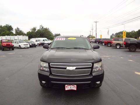 2007 Chevrolet Tahoe for sale in West Columbia, SC