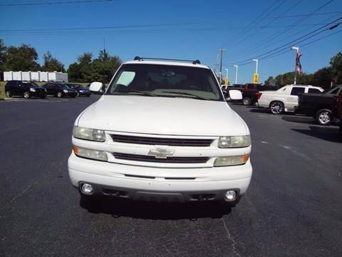 2004 Chevrolet Tahoe for sale in West Columbia, SC