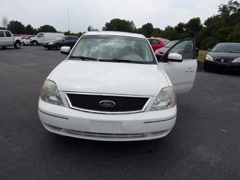 2007 Ford Five Hundred for sale in West Columbia, SC