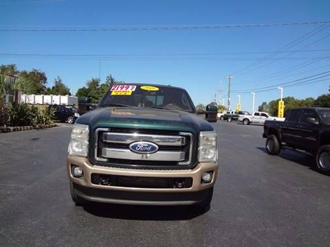 2011 Ford F-250 Super Duty for sale in West Columbia, SC