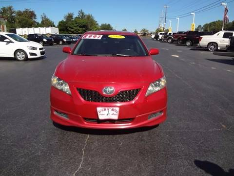 2008 Toyota Camry for sale in West Columbia, SC