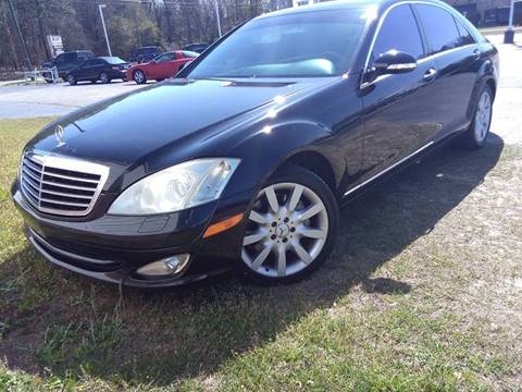 2007 Mercedes-Benz S-Class for sale at Rock 'n Roll Auto Sales in West Columbia SC