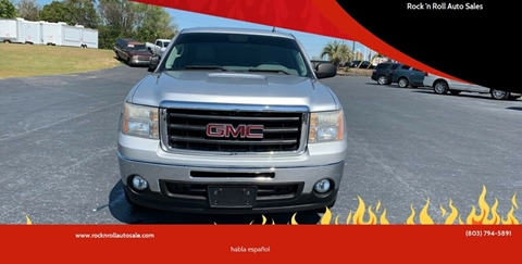 Gmc Columbia Sc >> 2011 Gmc Sierra 1500 For Sale In West Columbia Sc