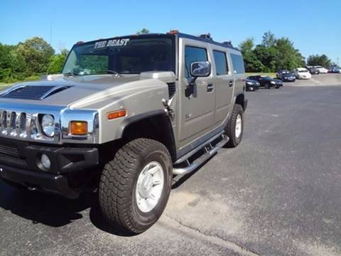 2004 HUMMER H2 for sale in West Columbia, SC