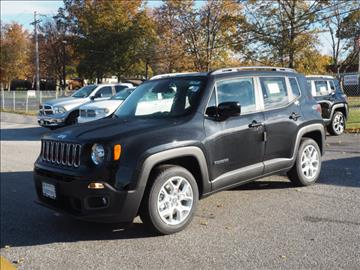 2017 Jeep Renegade for sale in Willoughby, OH