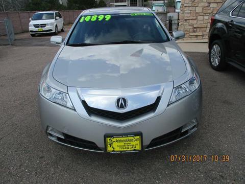 2011 Acura TL for sale in Colorado Springs, CO