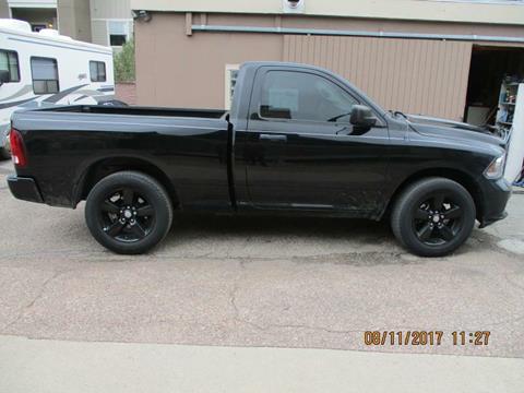 2014 RAM Ram Pickup 1500 for sale in Colorado Springs, CO