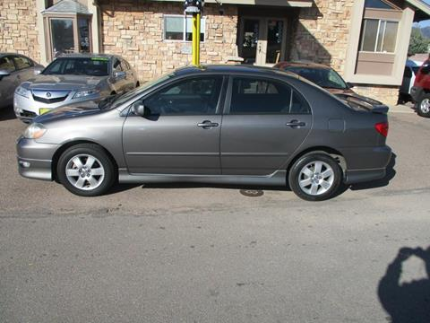 2008 Toyota Corolla for sale in Colorado Springs, CO